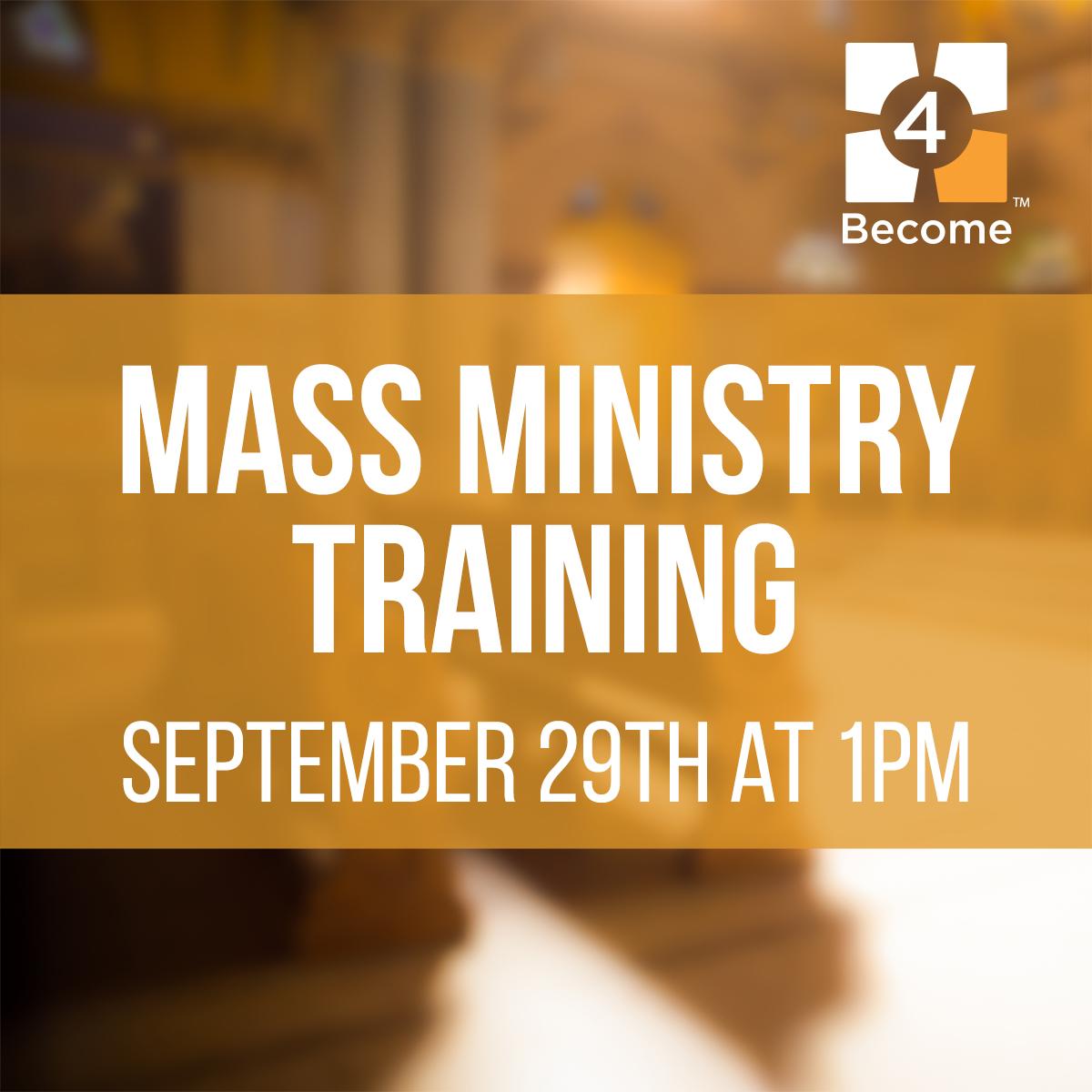 Mass Training Graphic