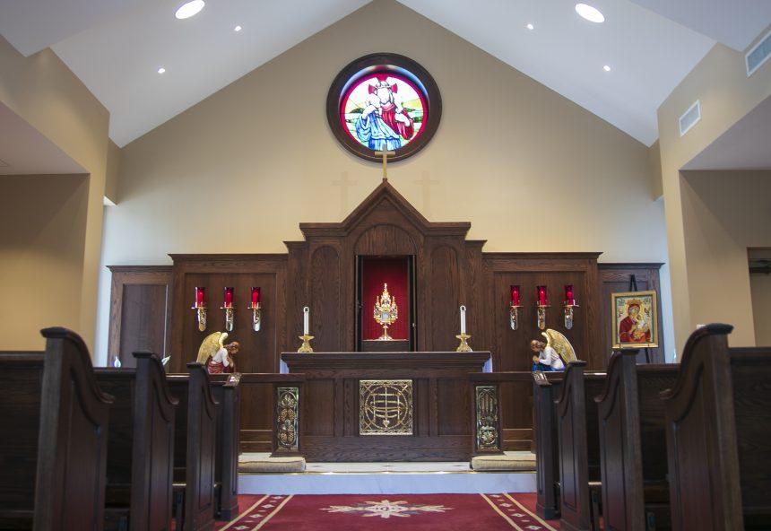 OLPH Adoration Chapel