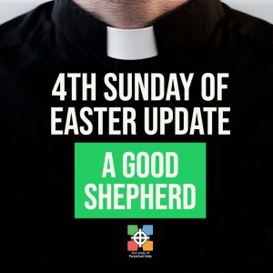 Graphic for Father Mikes letter fro April 25, 2021