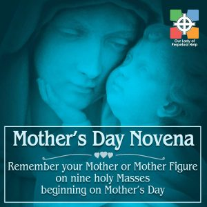 Mother's Day Novena Graphic 2021
