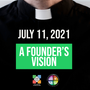 Graphic advertising Father Mike Triplett's pastoral Letter for July 11, 2021