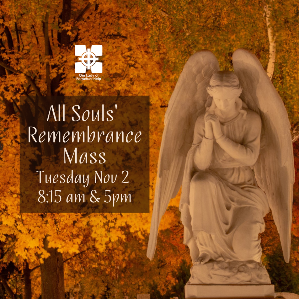2021 all souls remembrance