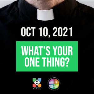 Graphic for Father Mike's letter October 10, 2021